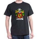 Unanue Family Crest Dark T-Shirt