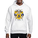 Trueba Family Crest Hooded Sweatshirt