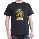 Trueba Family Crest Dark T-Shirt