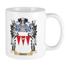 Kiddy Coat of Arms - Family Crest Mugs