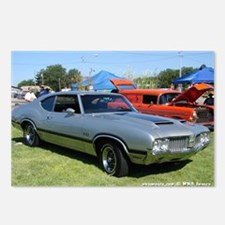 1970 Olds 442 Postcards (Package of 8)