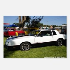 1985 Chevy Monte Carlo SS Postcards (Package of 8)