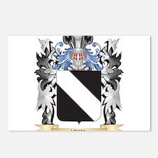Kiel Coat of Arms - Famil Postcards (Package of 8)