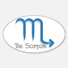 The Scorpion Decal