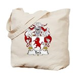 Tora Family Crest Tote Bag