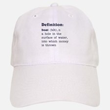 Boat Definition Baseball Baseball Cap