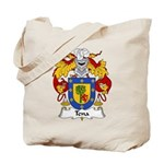 Tena Family Crest Tote Bag