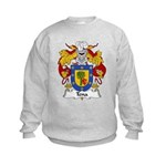 Tena Family Crest Kids Sweatshirt