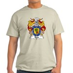 Tena Family Crest Light T-Shirt