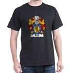 Tena Family Crest Dark T-Shirt