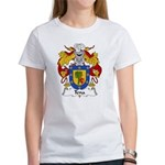 Tena Family Crest Women's T-Shirt