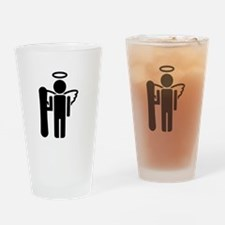 Sports clips Drinking Glass