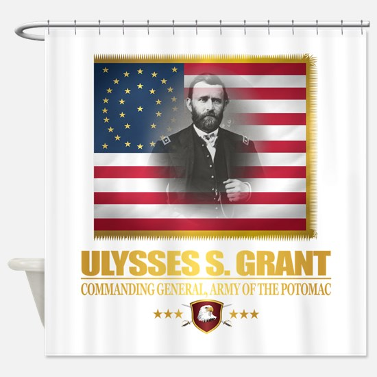 Grant (Northern Commanders) Shower Curtain