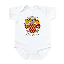 Tarragona Family Crest Infant Bodysuit
