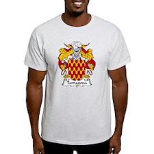 Tarragona Family Crest T-Shirt