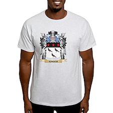Kimber Coat of Arms - Family Cr T-Shirt