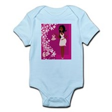 african american pregnant Body Suit