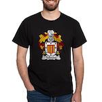 Taboada Family Crest Dark T-Shirt