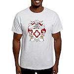 Sousa Family Crest Light T-Shirt