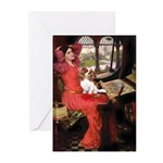 The Lady's Cavalier Greeting Cards (Pk of 20)