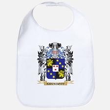 Kirckhoff Coat of Arms - Family Crest Bib