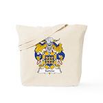 Sotelo Family Crest Tote Bag
