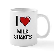I Love Milk Shakes Mugs
