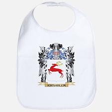Kirshblum Coat of Arms - Family Crest Bib