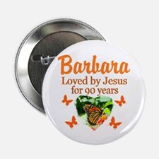 """GLORIOUS 90TH 2.25"""" Button (10 pack)"""