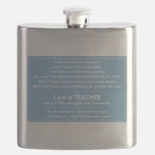 I will find you Do Your Homework Flask