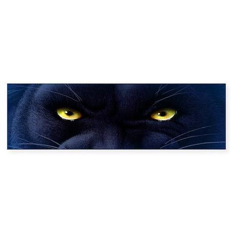 Panther Bumper Sticker