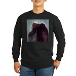 Horse Head Nebula Long Sleeve Dark T-Shirt