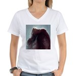 Horse Head Nebula Women's V-Neck T-Shirt