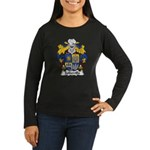 Soldevilla Family Crest Women's Long Sleeve Dark T