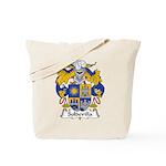 Soldevilla Family Crest Tote Bag