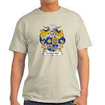 Soldevilla Family Crest Light T-Shirt