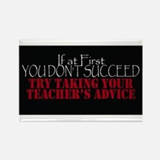 If At First You Dont Succeed Take Teachers Magnets