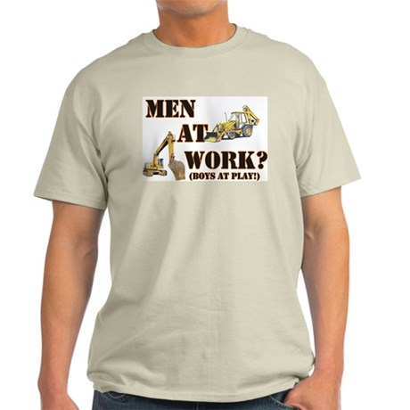 Heavy Equipment Light T-Shirt
