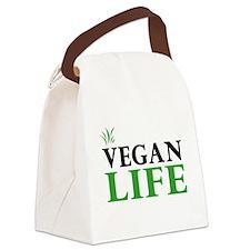 Cute Anti Canvas Lunch Bag