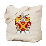 Silvela Family Crest Tote Bag