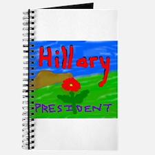 Hillary President Journal