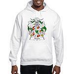 Serpa Family Crest Hooded Sweatshirt