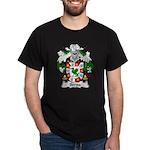 Serpa Family Crest Dark T-Shirt