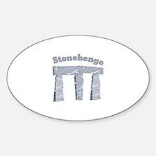 Stonehenge Decal