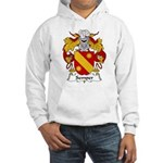 Semper Family Crest Hooded Sweatshirt