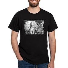 Lovecraft & Zebras T-Shirt