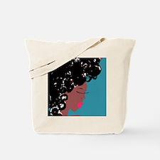 Curlz II Tote Bag