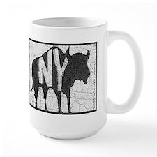 Buffalo, NY design Mug