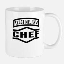 Trust Me Im A Chef Mugs