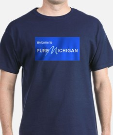 Welcome to Pure Michigan T-Shirt